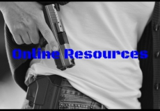 Online Resources for Concealed Carry