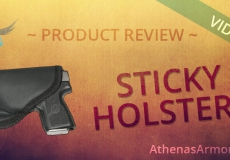 Sticky Holsters Review (VIDEO)