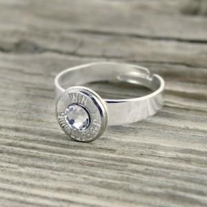9mm Bullet Ring