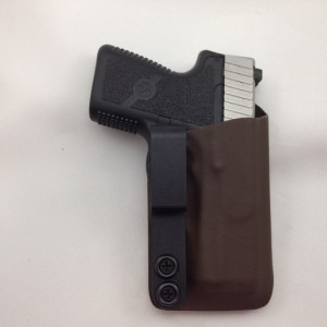 IWB Appendix Carry Holster Front