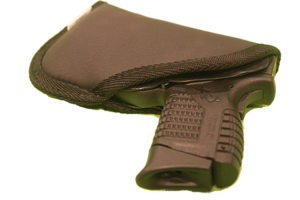 Sticky Kydex IWB Holster