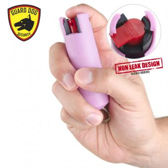 hard case pepper spray