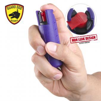 hard case pepper spray