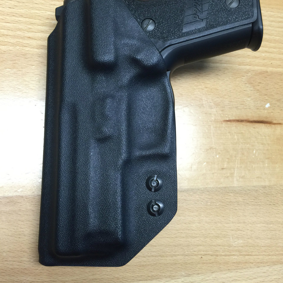 IWB Appendix Carry Holster - Athena\'s Armory