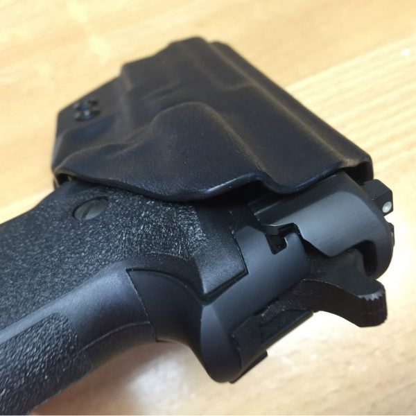 kydex appendix carry holster