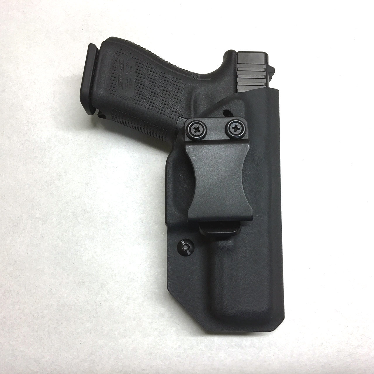 IWB Holster With Adjustable Belt Clip