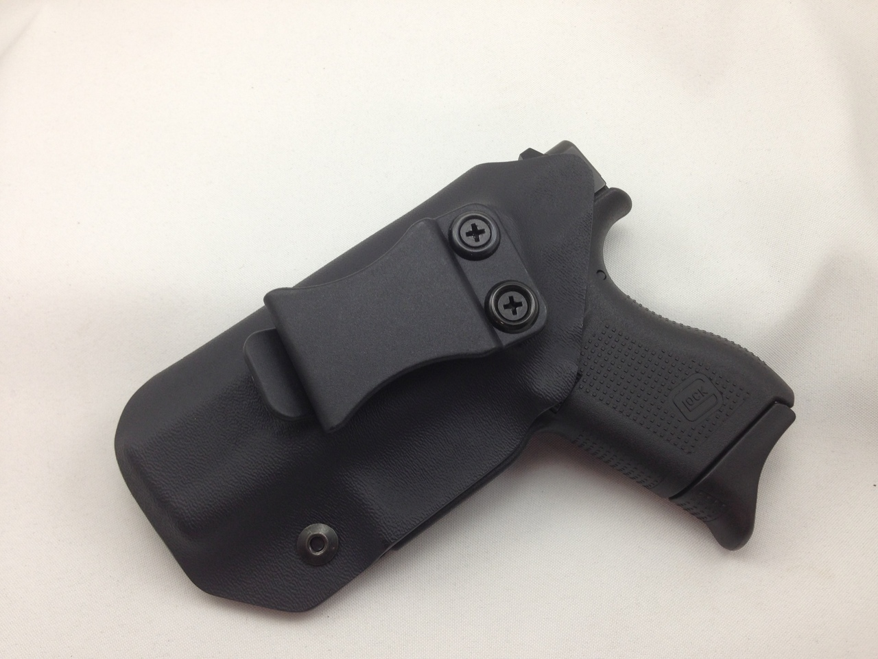 OWB Holster With Adjustable Clip
