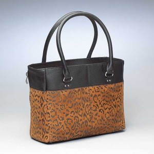 Open Top Tote Tan
