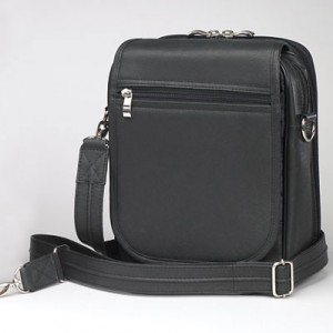 Urban Shoulder Concealed Carry Bag Black
