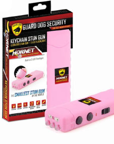 Pepper Spray, Stun Guns & Flashlights