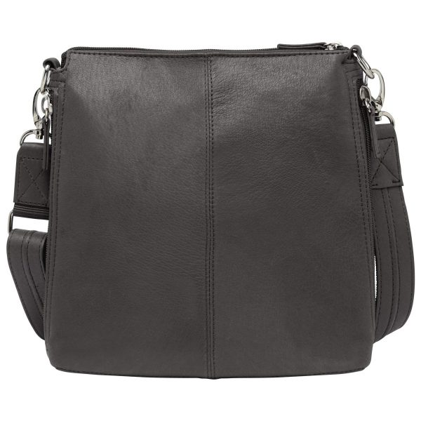 flat sac concealed carry purse