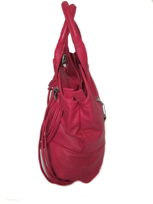 pink ribbon concealed carry purse