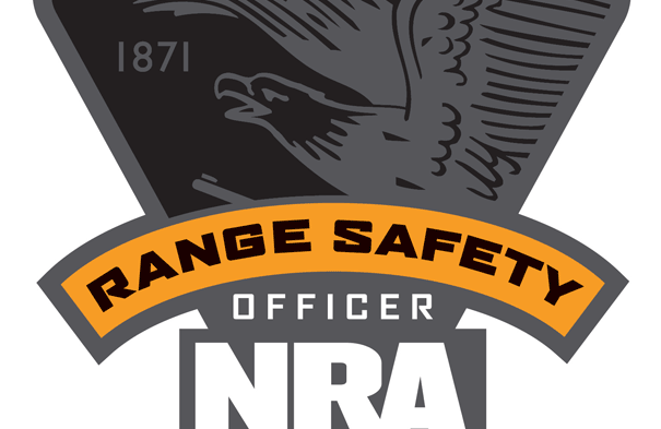 NRA Range Safety Officer Patch