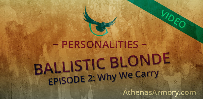 Ballistic Blonde Interview #2