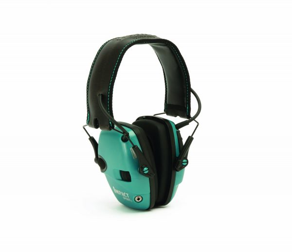 Electronic Ear Protection Teal