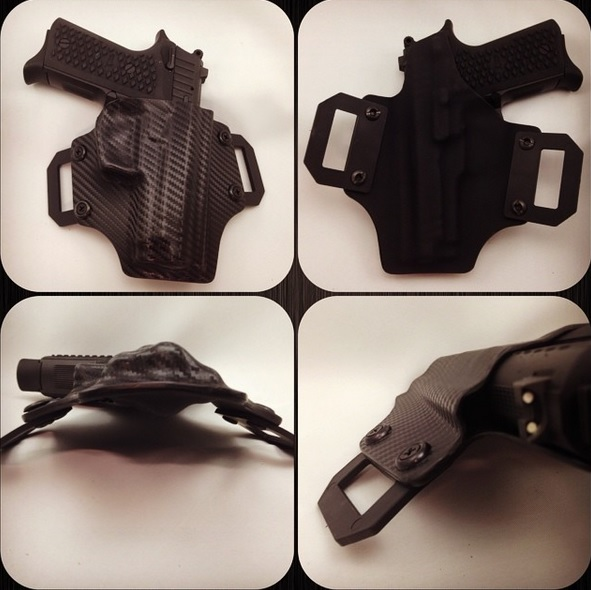 comfort holster collage