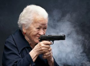 old lady 1911