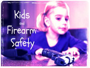 kids and gun safety