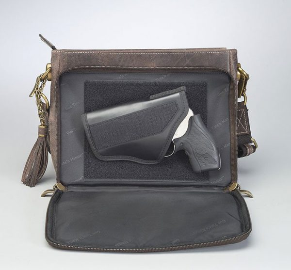 concealed carry shoulder clutch