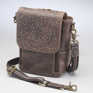 Distressed-leather-Satchel-front