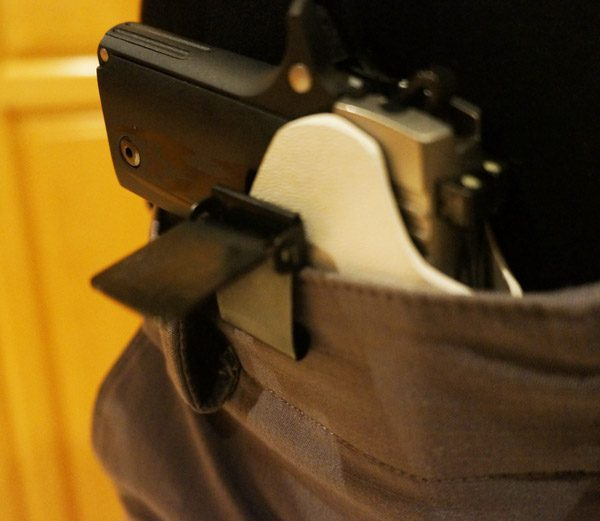 UltiClip Holster IWB