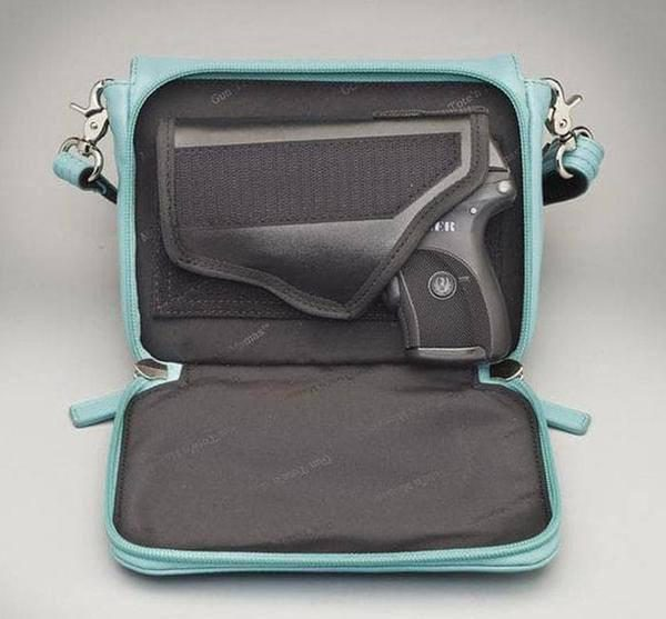 crossbody concealed carry organizer