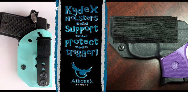 kydex support holsters
