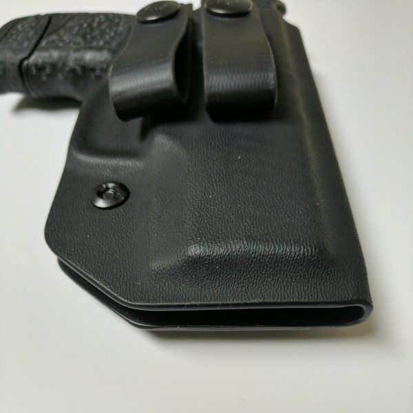 holster with soft loops
