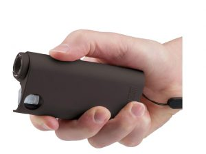 pepper spray stun gun flashlight combo