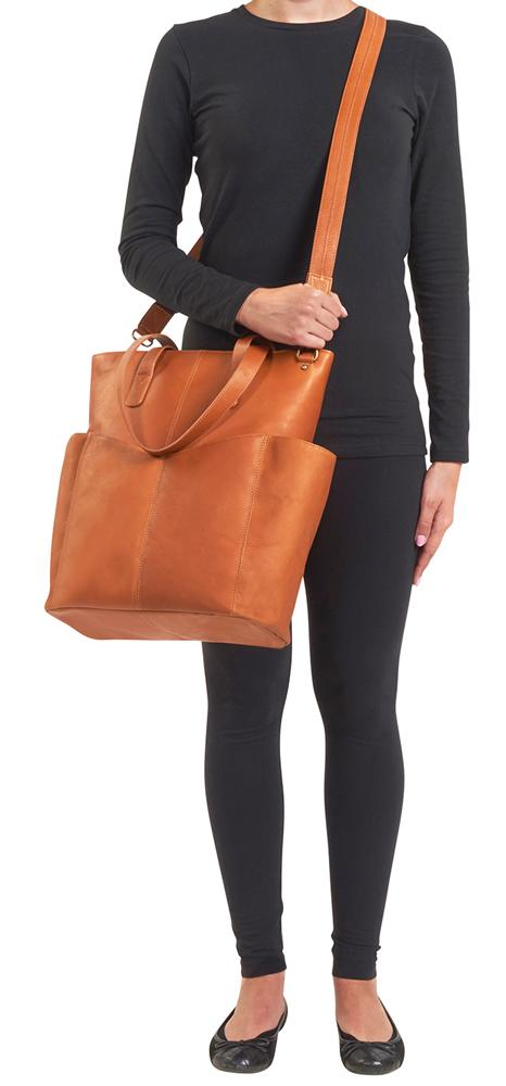 oversized concealed carry tote