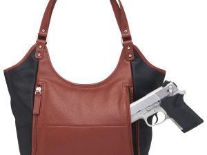 underarm concealed carry tote